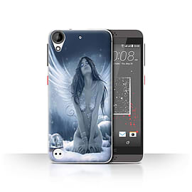 Official Elena Dudina Case/Cover for HTC Desire 630 / La Nieve Design / Fantasy Angel Collection Mobile phones