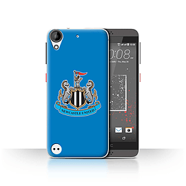 Official Newcastle United FC Case/Cover for HTC Desire 530/Colour/Blue Design/NUFC Football Crest Mobile phones