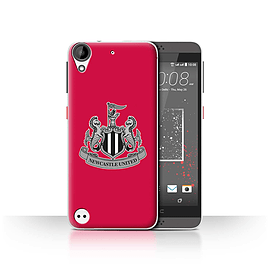 Official Newcastle United FC Case/Cover for HTC Desire 530/Mono/Red Design/NUFC Football Crest Mobile phones
