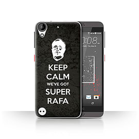 Official Newcastle United FC Case/Cover for HTC Desire 530/Keep Calm Design/NUFC Rafa Ben?tez Mobile phones