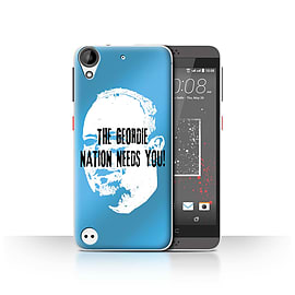 Official Newcastle United FC Case/Cover for HTC Desire 530/Geordie Nation Design/NUFC Rafa Ben?tez Mobile phones