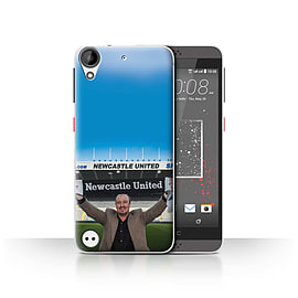 Official Newcastle United FC Case/Cover for HTC Desire 530/Welcome Design/NUFC Rafa Ben?tez Mobile phones