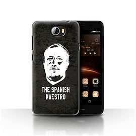 Newcastle United FC Case/Cover for Huawei Y5II/Y5 2/Spanish Maestro Design/NUFC Rafa Ben?tez Mobile phones