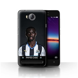 Official Newcastle United FC Case/Cover for Huawei Y3II/Y3 2/Ciss? Design/NUFC Football Player 15/16 Mobile phones