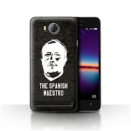 Newcastle United FC Case/Cover for Huawei Y3II/Y3 2/Spanish Maestro Design/NUFC Rafa Ben?tez Mobile phones