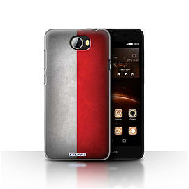 STUFF4 Case/Cover for Huawei Y5II/Y5 2 / Poland/Polish Design / Flags Collection Mobile phones