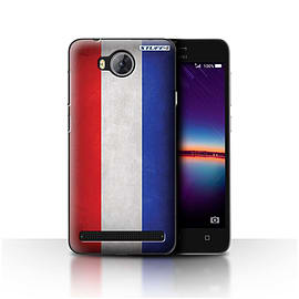 STUFF4 Case/Cover for Huawei Y3II/Y3 2 / Netherlands Design / Flags Collection Mobile phones