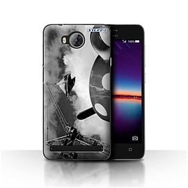 STUFF4 Case/Cover for Huawei Y3II/Y3 2 / Fancy a Cuppa Design / Imagine It Collection Mobile phones