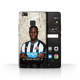 Official Newcastle United FC Case/Cover for Huawei P9 Lite/Saivet Design/NUFC Football Player 15/16 Mobile phones