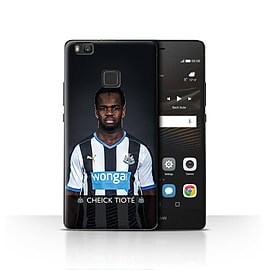Official Newcastle United FC Case/Cover for Huawei P9 Lite/Tiot? Design/NUFC Football Player 15/16 Mobile phones