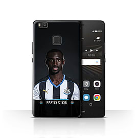 Official Newcastle United FC Case/Cover for Huawei P9 Lite/Ciss? Design/NUFC Football Player 15/16 Mobile phones