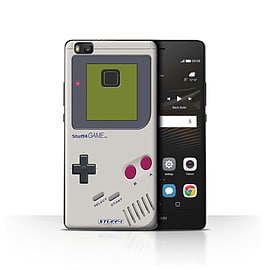 STUFF4 Case/Cover for Huawei P9 Lite / Nintendo Game Boy Design / Games Console Collection Mobile phones