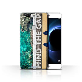 STUFF4 Case/Cover for Huawei Honor V8 / Mind The Gap Design / Imagine It Collection Mobile phones