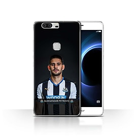 Newcastle United FC Case/Cover for Huawei Honor V8/Mitrovic Design/NUFC Football Player 15/16 Mobile phones