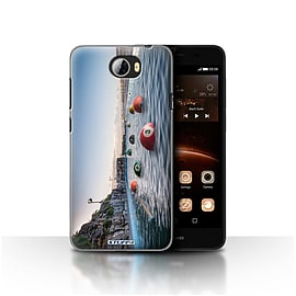 STUFF4 Case/Cover for Huawei Y5II/Y5 2 / Pool Design / Imagine It Collection Mobile phones