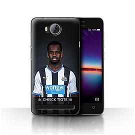 Official Newcastle United FC Case/Cover for Huawei Y3II/Y3 2/Tiot? Design/NUFC Football Player 15/16 Mobile phones