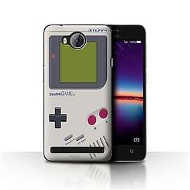STUFF4 Case/Cover for Huawei Y3II/Y3 2 / Nintendo Game Boy Design / Games Console Collection Mobile phones