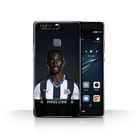Official Newcastle United FC Case/Cover for Huawei P9 Plus/Ciss? Design/NUFC Football Player 15/16 Mobile phones