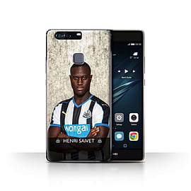 Official Newcastle United FC Case/Cover for Huawei P9 Plus/Saivet Design/NUFC Football Player 15/16 Mobile phones