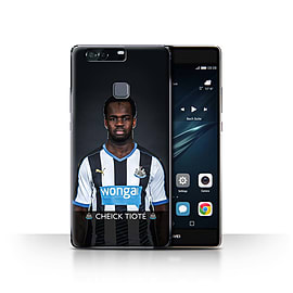 Official Newcastle United FC Case/Cover for Huawei P9 Plus/Tiot? Design/NUFC Football Player 15/16 Mobile phones