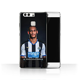 Official Newcastle United FC Case/Cover for Huawei P9/Gouffran Design/NUFC Football Player 15/16 Mobile phones
