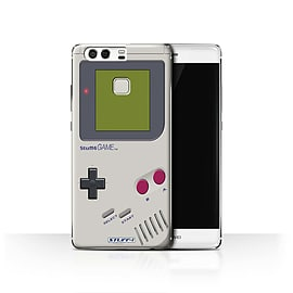 STUFF4 Case/Cover for Huawei P9 / Nintendo Game Boy Design / Games Console Collection Mobile phones