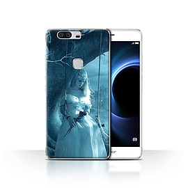 Official Elena Dudina Case/Cover for Huawei Honor V8 / Luz Sombra Design / Love Art Collection Mobile phones