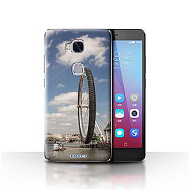 STUFF4 Case/Cover for Huawei Honor 5X/GR5 / London Eye Design / Imagine It Collection Mobile phones