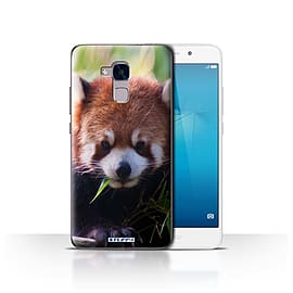STUFF4 Case/Cover for Huawei Honor 5c / Racoon Design / Wildlife Animals Collection Mobile phones