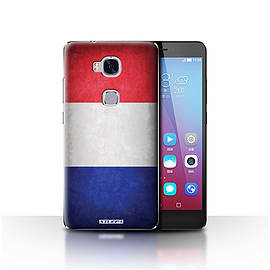 STUFF4 Case/Cover for Huawei Honor 5X/GR5 / France/French Design / Flags Collection Mobile phones