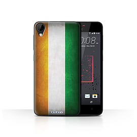 STUFF4 Case/Cover for HTC Desire 825 / Ivory Coast Design / Flags Collection Mobile phones