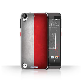 STUFF4 Case/Cover for HTC Desire 630 / Poland/Polish Design / Flags Collection Mobile phones