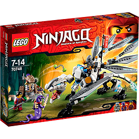 LEGO Ninjago Titanium Dragon 70748 Blocks and Bricks