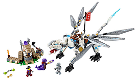LEGO Ninjago Titanium Dragon 70748 screen shot 1