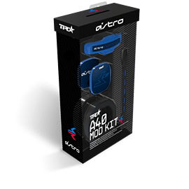 A40 TR Mod Kit - Blue Accessories