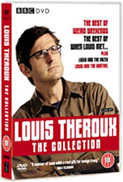 Louis Theroux: The Collection (DVD) (C-18) DVD