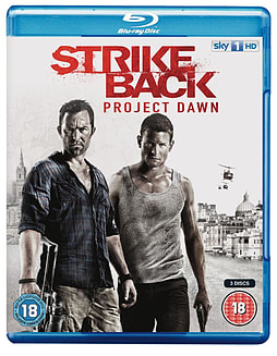 Strike Back Project Dawn (Blu-ray) (C-18) DVD