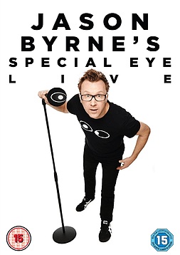 Jason Byrne - Special Eye (DVD) (C-15) DVD