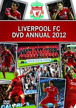 Liverpool FC - The DVD Annual 2012 (DVD) DVD