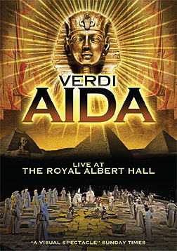 Aida: Live At The Royal Albert Hall (DVD) DVD