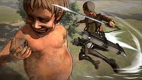 Attack on Titan: Wings of Freedom - Collector's Edition screen shot 10