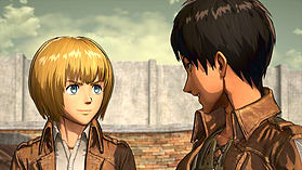 Attack on Titan: Wings of Freedom - Collector's Edition screen shot 3