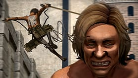 Attack on Titan: Wings of Freedom - Collector's Edition screen shot 9