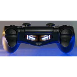 Iron Man Lightbar Decal Sticker for PS4 Controllers PS4