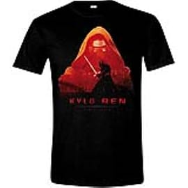 STAR WARS VII Men's The Force Awakens Kylo Ren - First Order T-Shirt, Extra Large Clothing