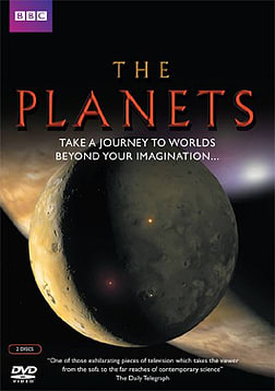 Planets (Re-Sleeve) (DVD) DVD
