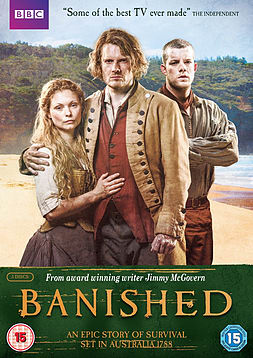 Banished (DVD) (C-15) DVD