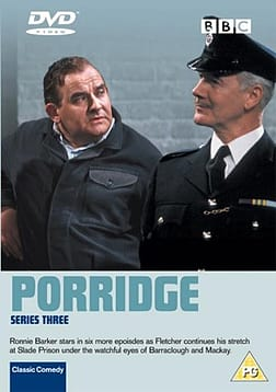 Porridge Series 3 (DVD) (C-PG) DVD