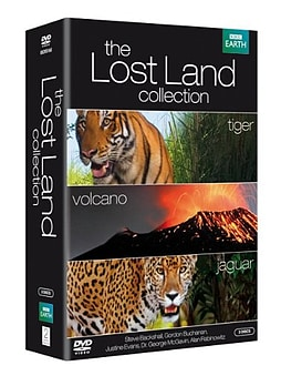 Lost Land Collection Box Set (DVD) DVD
