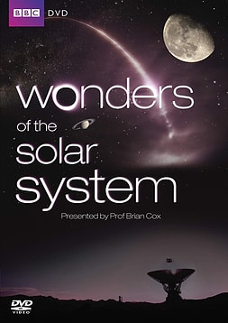 Wonders Of The Solar System (DVD) DVD